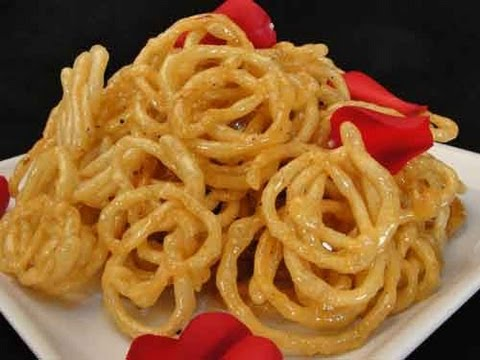 Jalebi Recipe - Indian Sweets