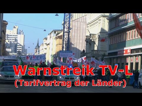 Warnstreik München 14. Februar 2017