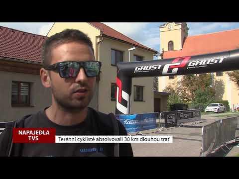 TVS: Napajedla - Terénní cyklisté - XC Cup