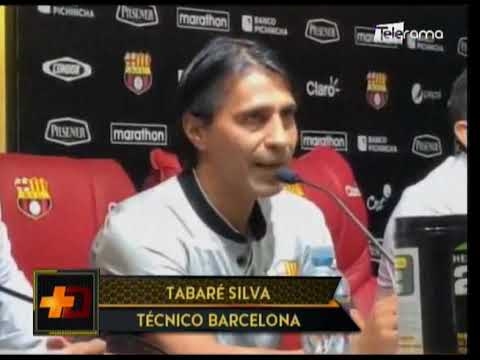 Tabaré Silva fue presentado como nuevo técnico de Barcelona