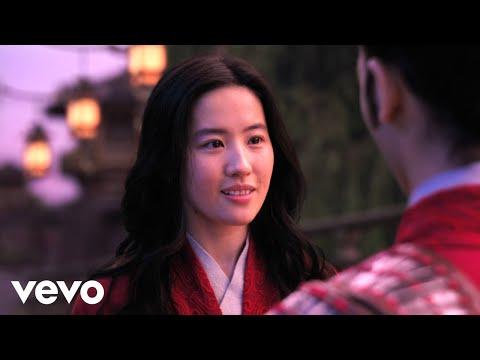 """Christina Aguilera - Reflection (""""Mulan"""" 2020) (Official Video)"""
