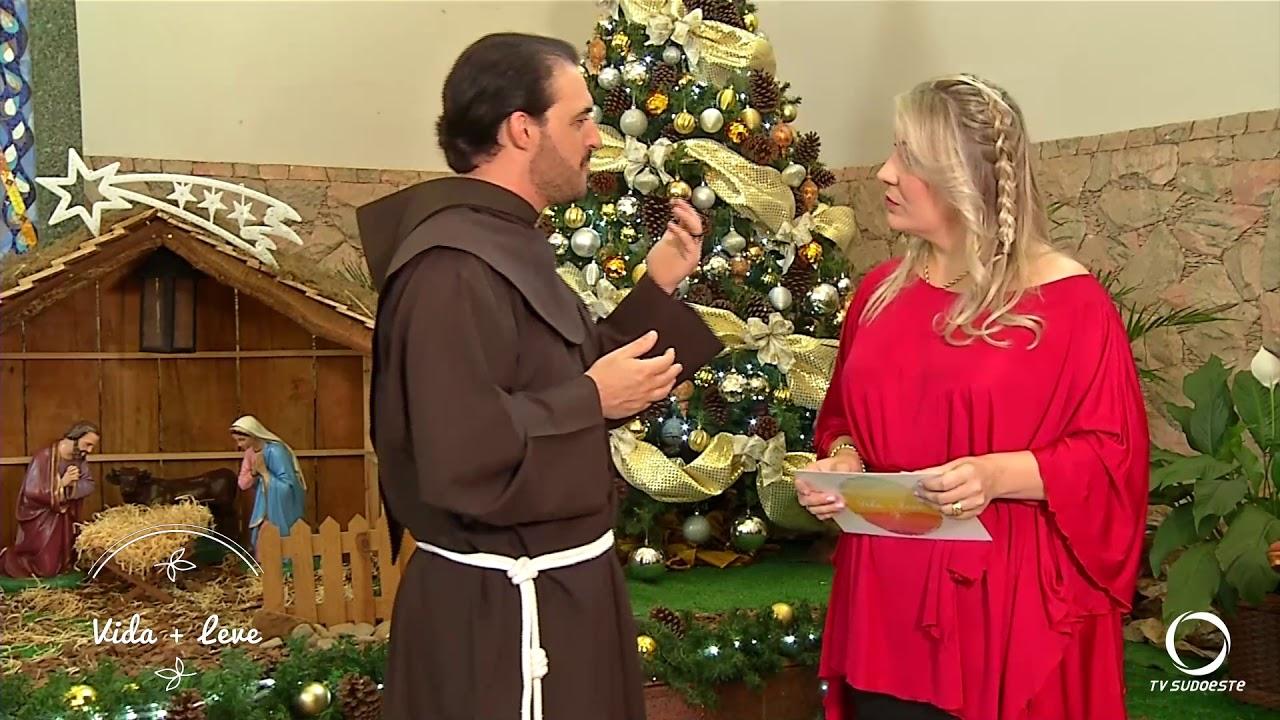 [Tv Sudoeste | Frei Alex deixa sua mensagem de Natal]