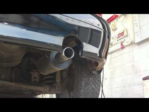 Nissan Micra K11 Super S - Peter Lloyd Rallying Exhaust + Decats + Frankspeed manifold