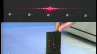 Optics: Fraunhofer Diffraction - Adjustable Slit | MIT Video Demonstrations In Lasers And Optics