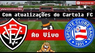 Assistir BA-VI ao vivo com atualizações do Cartola FC