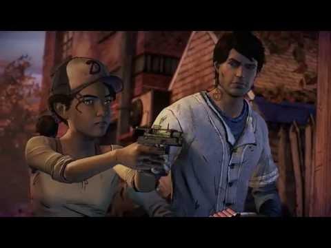 The Walking Dead: Season Three - A New Frontier #1