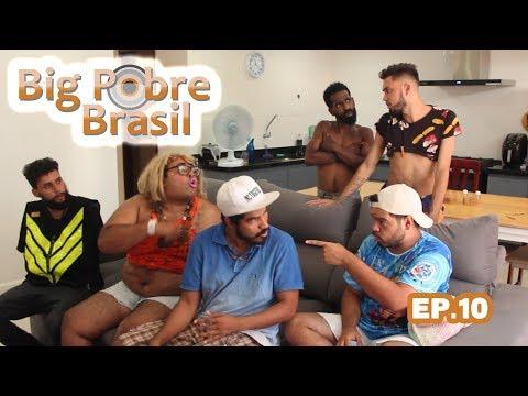 BIG POBRE BRASIL 10 - RESULTADO DO PRIMEIRO PAREDÃO