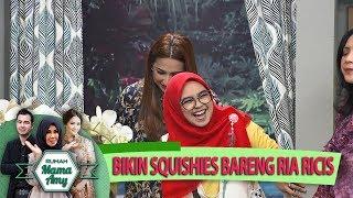 Video Kedatengan Ria Ricis Sambil Belajar Bikin Squishies - Rumah Mama Amy - (25/5) MP3, 3GP, MP4, WEBM, AVI, FLV Juni 2018