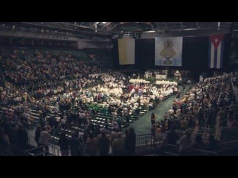 Miles celebran en Miami a la Virgen de la Caridad del Cobre