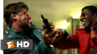 The Nice Guys (2016) - Fistfight at the Party Scene (2/8) | Movieclips