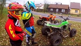 Video ATV madness ride / Quad bikes offroad riding / highway to hell !! MP3, 3GP, MP4, WEBM, AVI, FLV Juli 2017