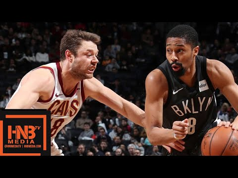 Brooklyn Nets vs Cleveland Cavaliers Full Game Highlights | March 6, 2018-19 NBA Season - Thời lượng: 9 phút, 37 giây.