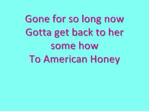 American Honey lyrics