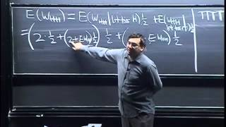 Lecture 26: Conditional Expectation Continued   Statistics 110
