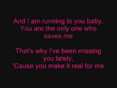 James Morrison - You Make It Real For Me  With Lyrics