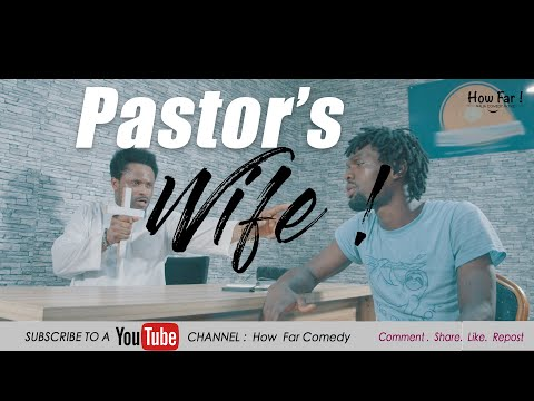 Nigerian comedy series - FUNNY FAKE PASTOR DECEIVED