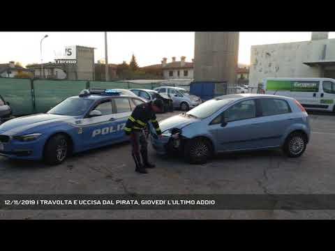 12/11/2019 | TRAVOLTA E UCCISA DAL PIRATA, GIOVEDI' L'ULTIMO ADDIO