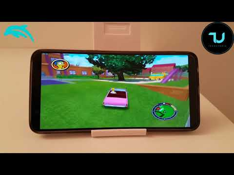 Playing 10 Gamecube Games on OnePlus 5T smartphone Dolphin emulator/Snapdragon 835