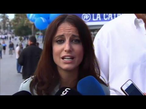 """Levy: """"Abrir la puerta a los independentistas es hacerlo a quienes quieren separar a los españoles"""""""