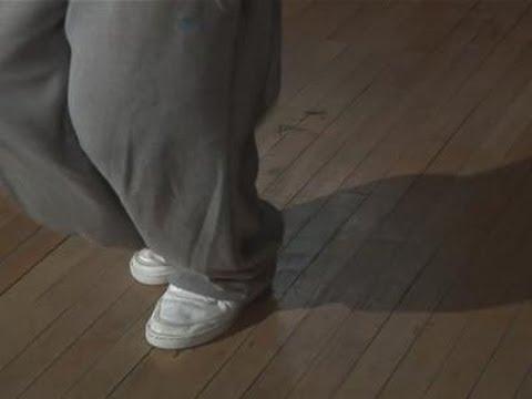 Уличные танцы: Шаффл. Обучающий онлайн урок.
