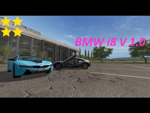 BMW i8 v1.0