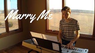 Video Marry Me - Thomas Rhett Instrumental Piano Cover by Jacob Edelman download in MP3, 3GP, MP4, WEBM, AVI, FLV January 2017