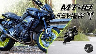 4. Yamaha MT10 review