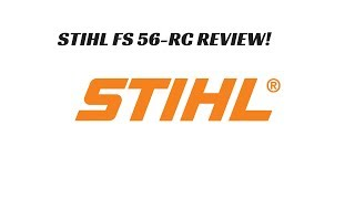 6. Stihl FS-56 RC Trimmer Review