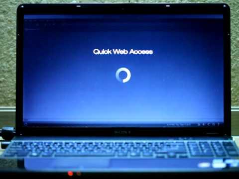 comment demarrer quickweb