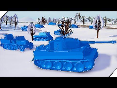 Игра Total Tank Simulator. Танковый бой. Симулятор сражений военной техники. Лучшие игры на пк