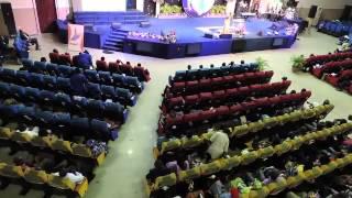 PRAYERFEST2014 DAY 1 IBITAYO TESTIMONY VOL