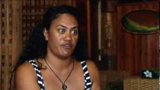 Dianna Fuemana interview-Festival of Pacific Arts in the Solomon Islands-July 2012