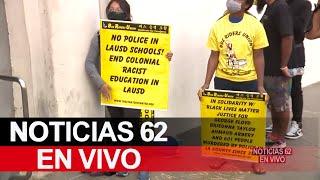 Militantes de Black Lives Matter salieron a las calles – Noticias 62 - Thumbnail