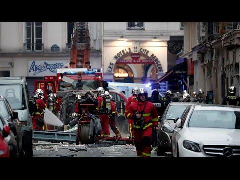 Νεκροί και τραυματίες μετά από έκρηξη στο Παρίσι