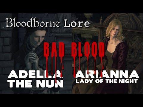 Bloodborne Lore - Nun Vs. Whore: Bad Blood