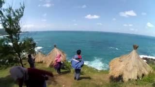 Kebumen Indonesia  City new picture : DOLAN YUK! ke Pantai Menganti, Kebumen (Part 1/2) | MOTOVLOG INDONESIA