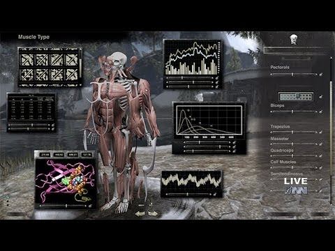 Groundbreaking Video Game Lets Players Customize Characters Genetic