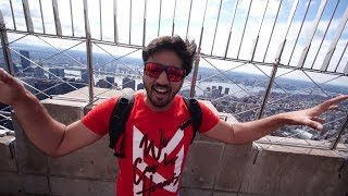 Video ON THE TOP OF EMPIRE STATE MP3, 3GP, MP4, WEBM, AVI, FLV Juni 2018