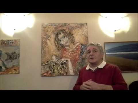 Вязальщица. Картины и Афоризмы Хасая Алиева, автора знаменитого метода Ключ