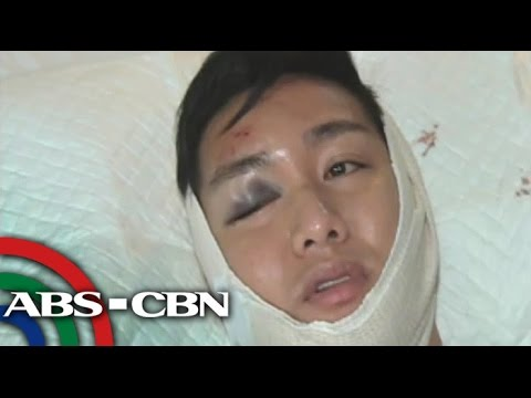 manager - A BPO Company Manager was hit by a falling debris from a roof under construction in ETON Centris. Subscribe to the ABS-CBN News channel! - http://bit.ly/TheABSCBNNews Watch the full episodes...