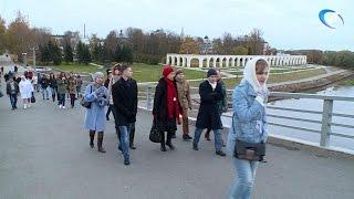 В Великом Новгороде собрались участники и жюри конкурса