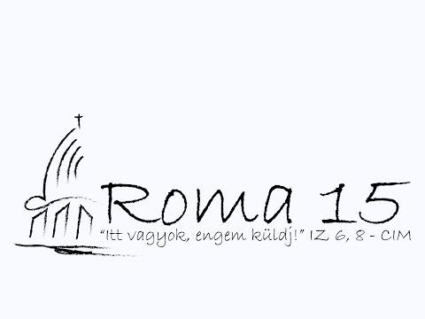 2015-09-14 Nemzetközi Ministráns Találkozó, Róma - Riport összefoglaló