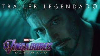Video Vingadores: Ultimato – Trailer legendado - 25 de Abril nos Cinemas. MP3, 3GP, MP4, WEBM, AVI, FLV Mei 2019