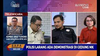 Video Dialog: Jelang Putusan, PA212 Gelar Halalbihalal MK (2) MP3, 3GP, MP4, WEBM, AVI, FLV Juni 2019