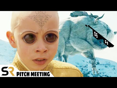 The Last Airbender Pitch Meeting