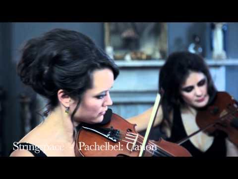 Pachelbel Canon - Stringspace String Quartet - excerpt