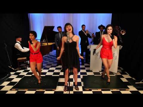 "Lady Gaga  ""Bad Romance"" Cover by Scott Bradlee's Postmodern Jukebox"