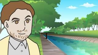 『がんばれ!かわばたくん』 第8話「過去から来た外国人!?」