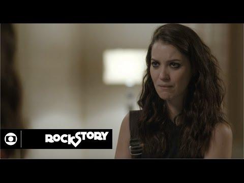 Rock Story: capítulo 135 da novela, sábado, 15 de abril, na Globo