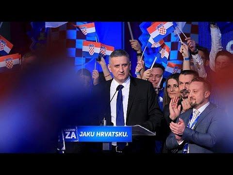 Κροατία: Νίκη των Συντηρητικών χωρίς απόλυτη πλειοψηφία